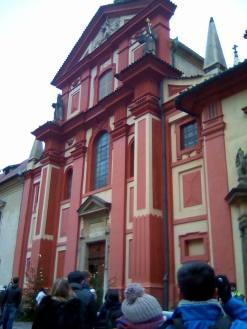 basilica-prague