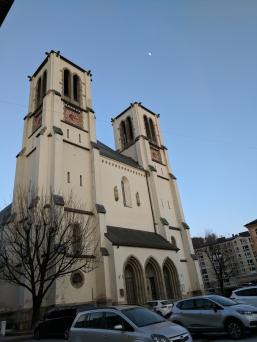 church salz